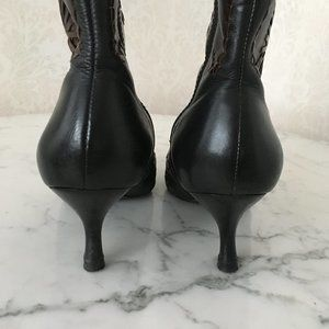 """PAZZO Shoes - Fabulous """"Luna Rosa by Pazzo"""" Ankle Boots 6.5"""